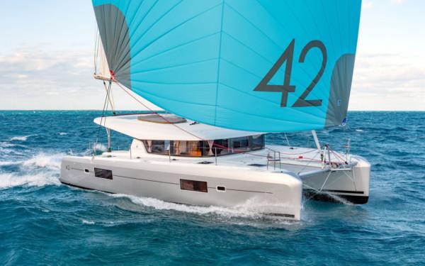 Lagoon 42, l'Argonaute (sun)