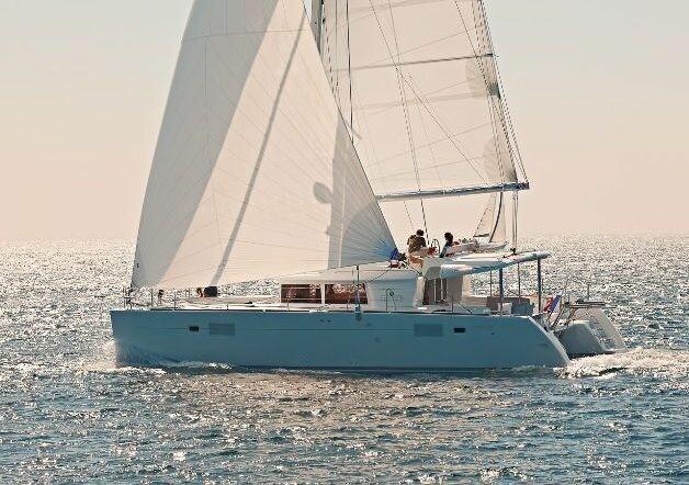 Lagoon 450 F, Cristal - BAH