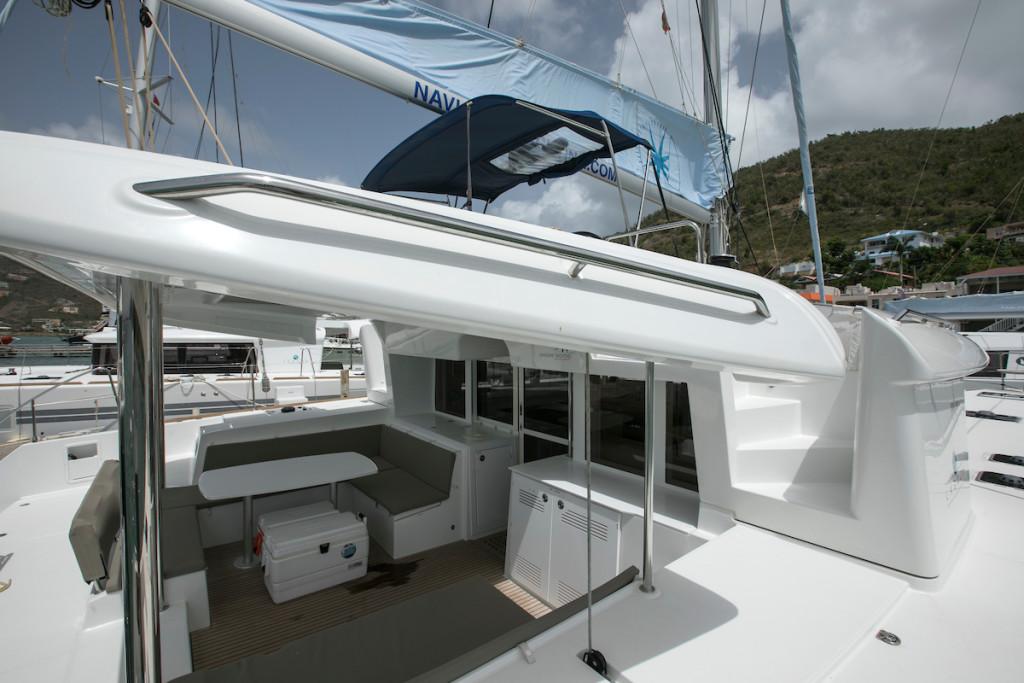 Lagoon 450 F, Wonder Boat