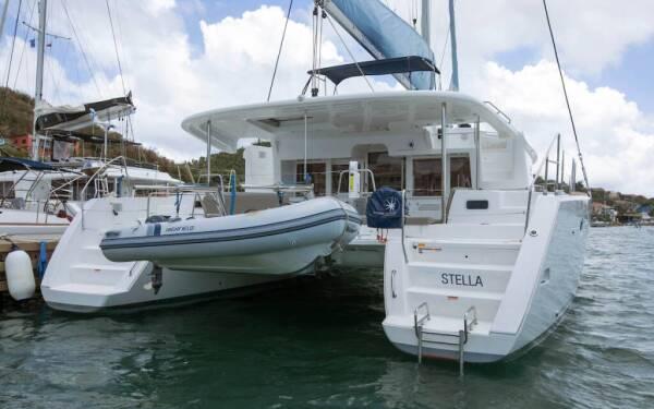 Lagoon 450 F, Stella