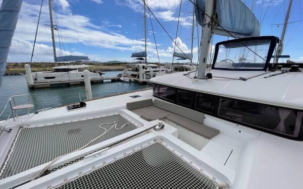 Lagoon 450 F, Summer