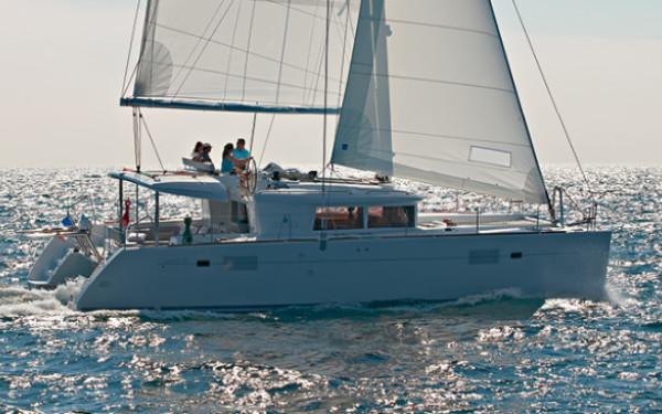 Lagoon 450 F, CALYPSO