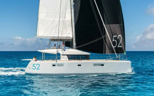 Lagoon 52 F, Jema II