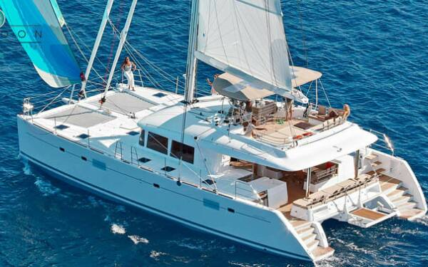 Lagoon 560 S2, Starlight (Crewed) - GRE