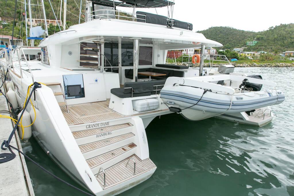 Lagoon 560 S2, Grande Dame Crewed (Cabin charter)5