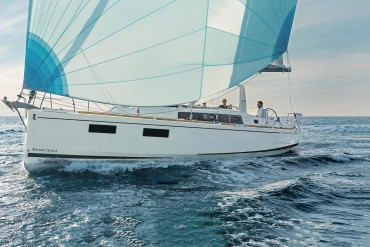 Oceanis 38.1, Summer Breeze 1