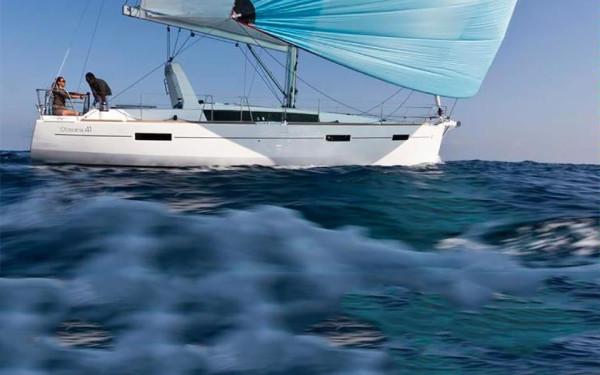 Oceanis 41, Anastasia III