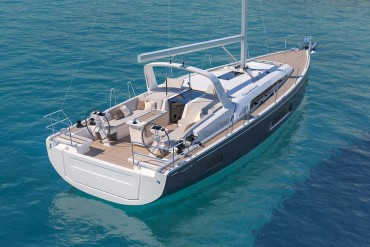 Oceanis 46.1, Blue Moon