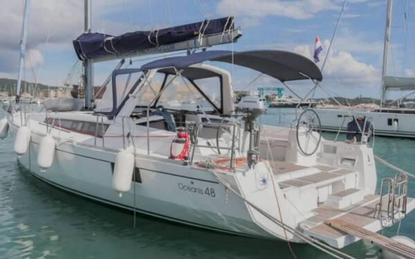 Oceanis 48, Mrs Kennedy