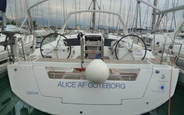 Oceanis 48, Alice af Goteborg (SUNDAY)