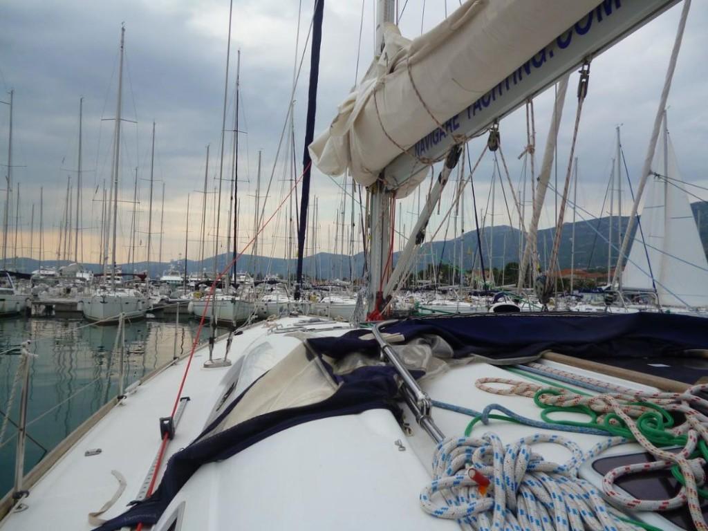 Oceanis 54, Nymphea