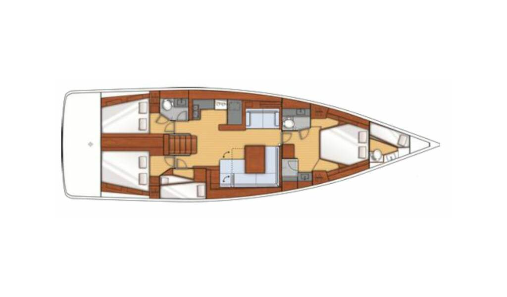 Oceanis 55, Obsession