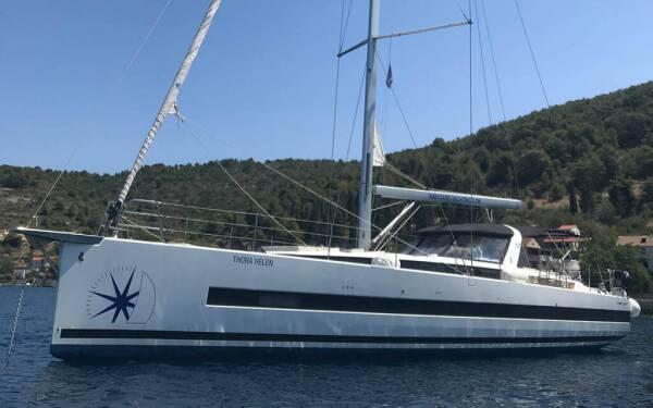 Oceanis Yacht 62, Thora Helen