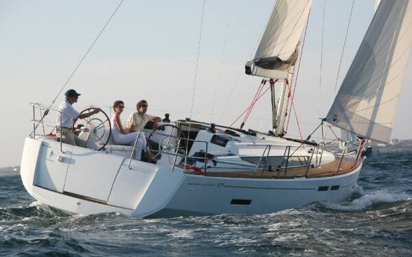 Sun Odyssey 409, Magic Dream