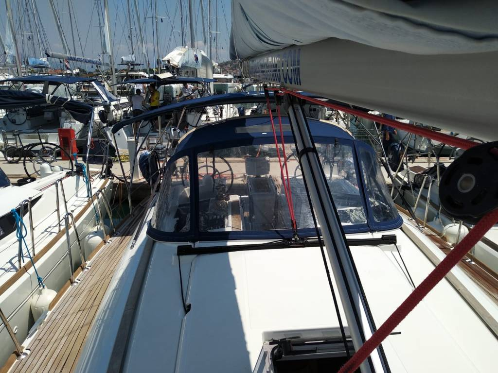 Sun Odyssey 419, Tumbleweed