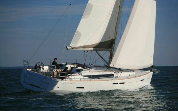 Sun Odyssey 439, Bowmore