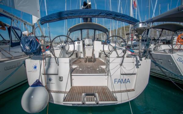 Sun Odyssey 439, Fama