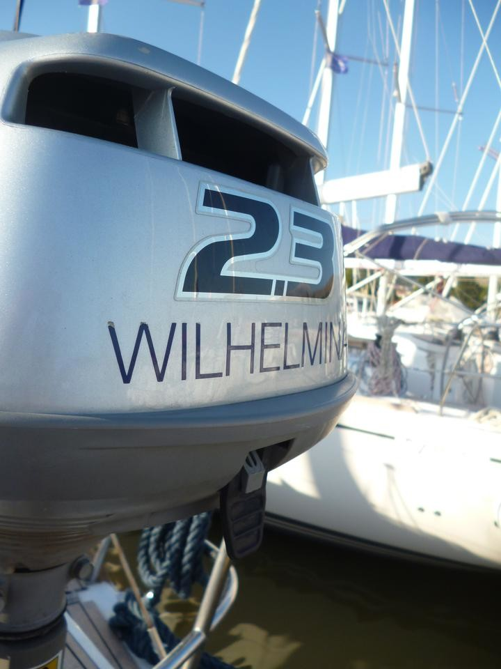 Sun Odyssey 439, Wilhelmina