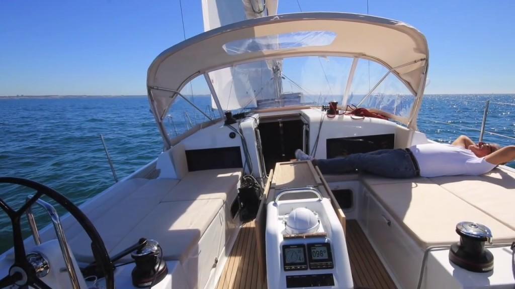 Sun Odyssey 440, Springbank