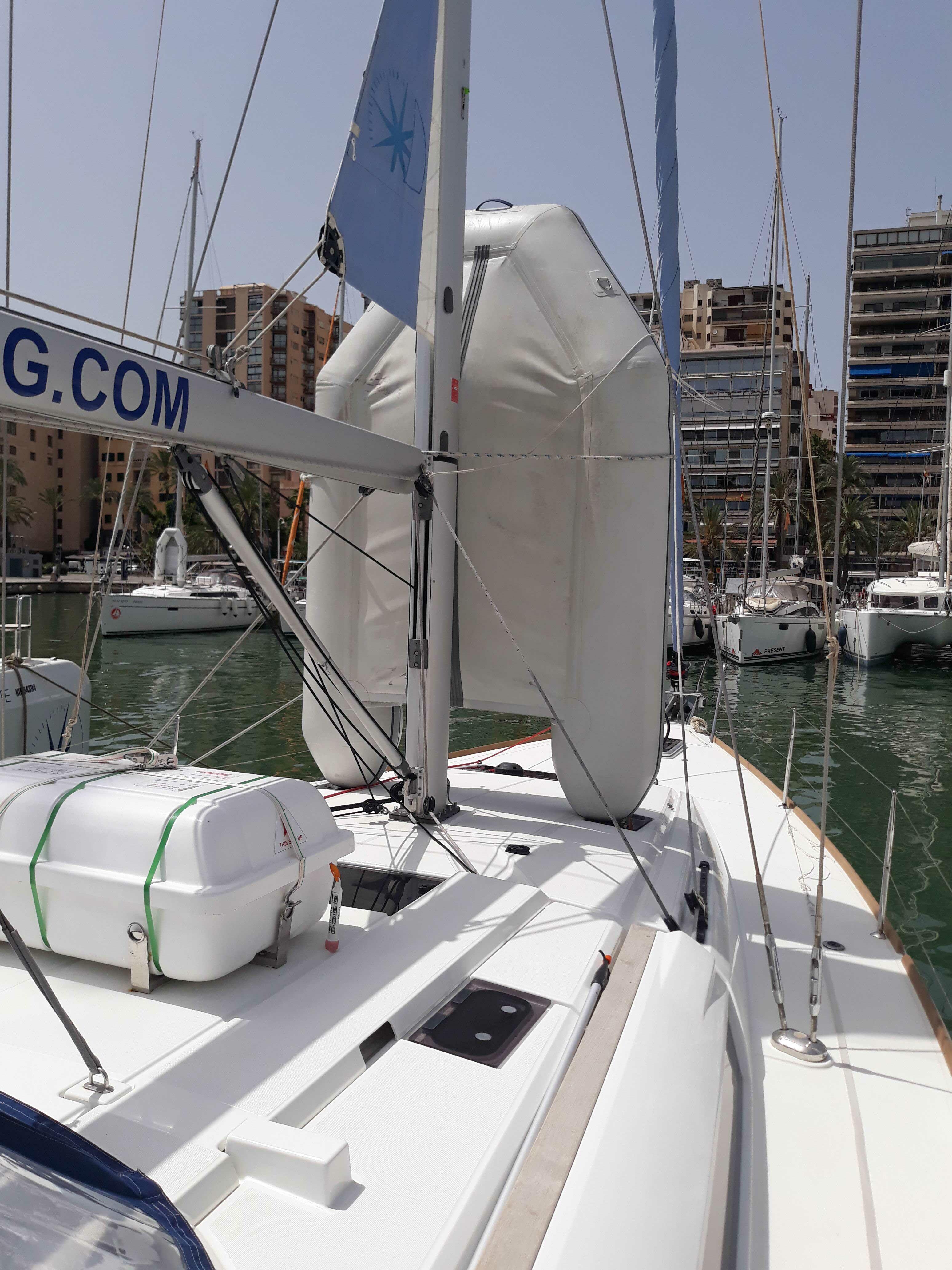 Sun Odyssey 479, Maribel SPA