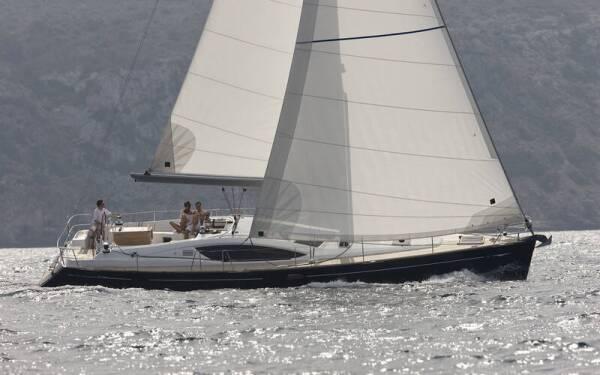Sun Odyssey 50 DS, Melisa