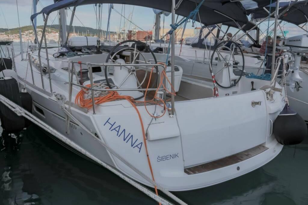 Sun Odyssey 509, Hanna