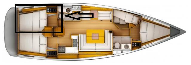 Sun Odyssey - DOUBLE CABIN, Cabin charter / Sailing school